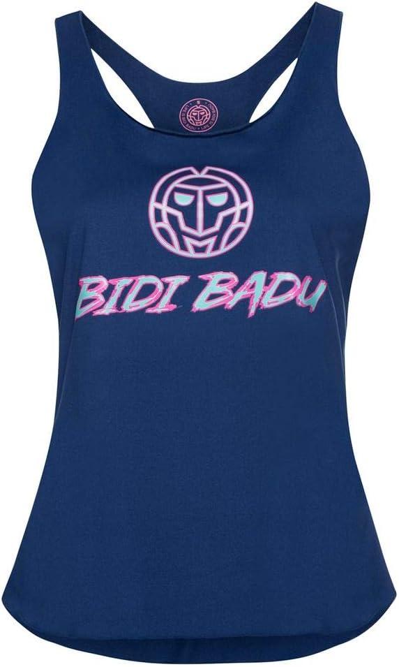 BIDI BADU D/ébardeur pour Femme avec Logo Heba Basic