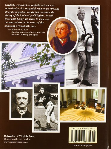 The-University-of-Virginia-A-Pictorial-History