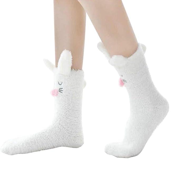 Calcetines Blancos, Medias Mujer Sexy, Lindo Casual Negocios Calcetines 3D Halloween, Calabaza Imprimir Medio Deportes Calcetines, Blanco, M: Amazon.es: ...