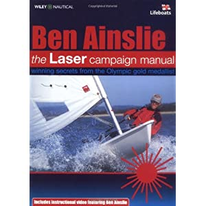 Used Laser Sailboat