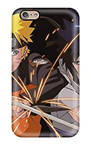 High-quality Durable Protection Case For Iphone 6(naruto Vs Sasuke Anime)