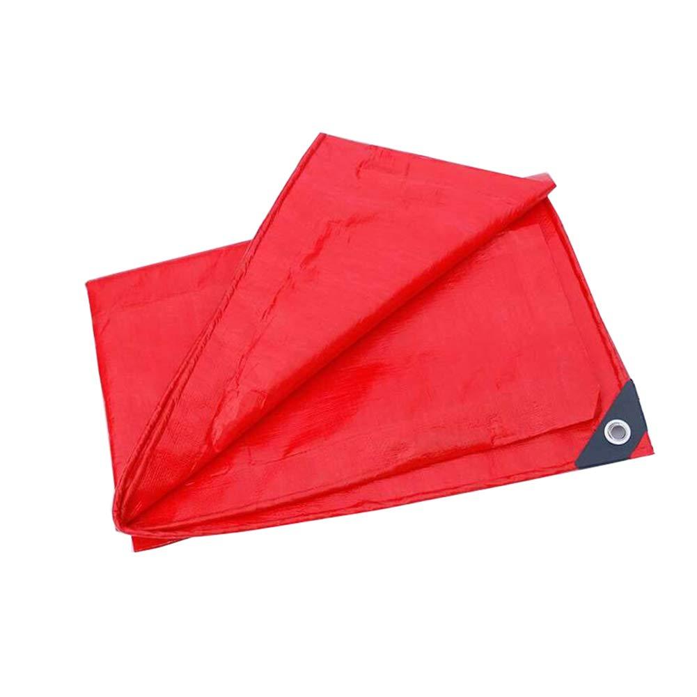 TIDLT Wasserdichte Plane Bodenplane Abdeckungen Für Camping, Angeln, Gartenarbeit & Haustiere -2m X 3m (größe   4  6M)