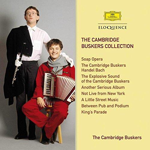Cambridge Buskers Collection - Cambridge Stores