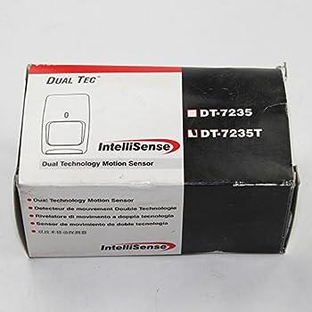 Honeywell Intellisense DT-7235T Dual Technology Motion Occupancy Sensor Detector, White