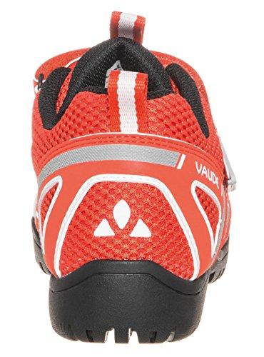 VAUDE Yara TR, Zapatos de Bicicleta de Montaña Unisex Adulto, Naranja, 38 EU