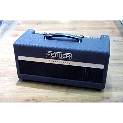 Fender USA/Bassbreaker 15 Head B078Z5NGMQ
