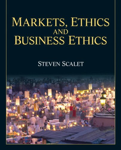 Download Markets, Ethics, and Business Ethics Pdf