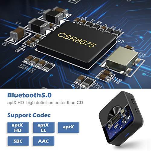 YOHOOLYO Bluetooth 5 0 Transmitter image 3