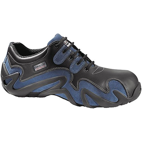 "Lemaitre 181042 Talla 42 S2 ""wildblue Zapatos de seguridad Rojo/Negro (Wildred)"