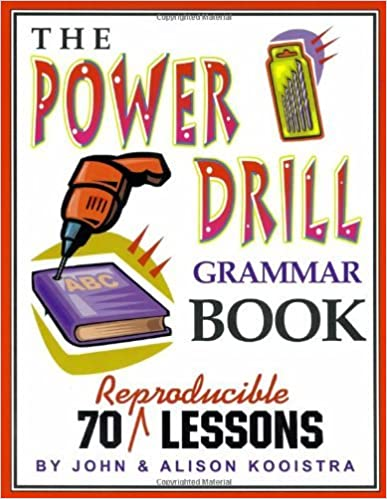 The power drill grammar book by John Kooistra (2000-01-01)