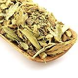 Tao Tea Leaf Organic Spicy Ginger Mate Tea, 50g Premium Loose Tea Blend