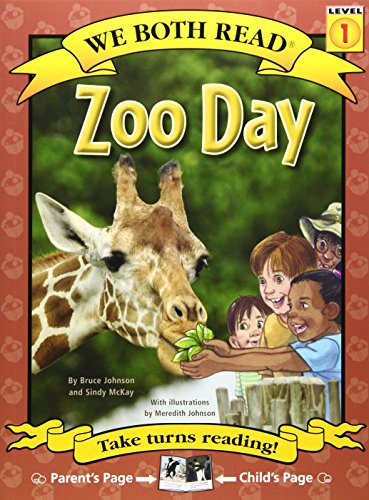 Zoo Day (We Both Read - Level 1 (Cloth))