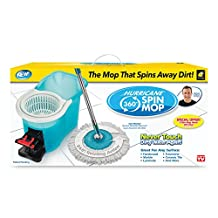 Hurricane Spin Mop, As Seen On TV