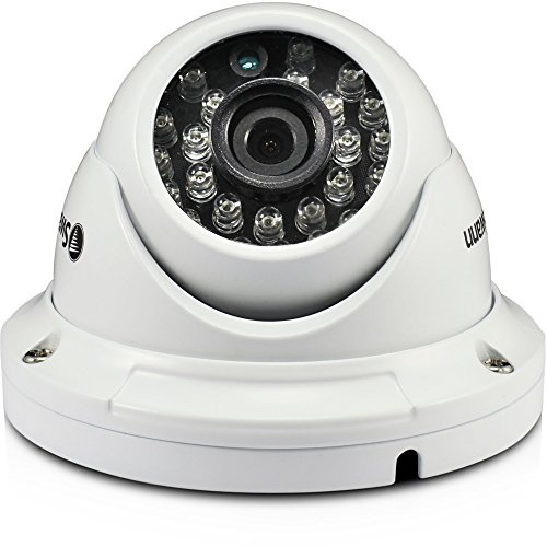 Swann A800 Camera, 1080P Dome Camera, Black (SWPRO-A856CAM-US)