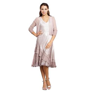 cc6ca3ab961 Komarov Women s 2PC Dress Jacket Set at Amazon Women s Clothing store