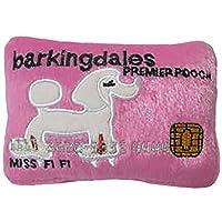 Dog Diggin Designs Squeaky Plush Toys - Tarjetas de crédito (Barkingdales Credit Card)