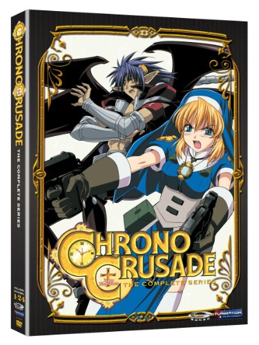 Chrono Crusade: Complete Series