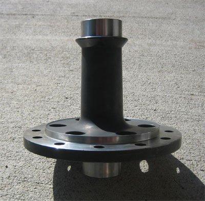 Dana 60 Chrome-Moly Full Steel Spool - 35 Spline - 4.56 & Up - D60