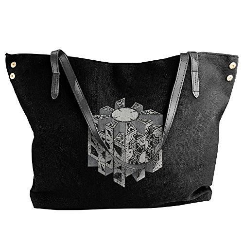 Hellraiser Puzzlebox Handbag Shoulder Bag For Women (2)