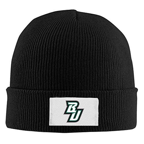 RiPoLo Binghamton University Stripe Knitted Woolen Caps