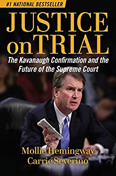 Justice Trial Kavanaugh Confirmation Supreme ebook product image