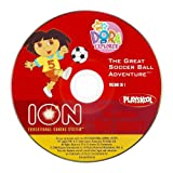 Hasbro Ion Educational Gaming System Active Learning Disc: Dora the Explorer - The Great Soccer Ball Adventure