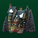 "Department 56 ""The Pied Bull Inn"" Retired Dickens Village"