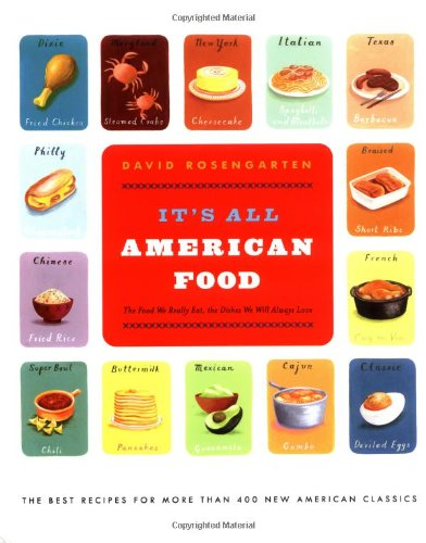 All American Food (It's All American Food: The Best Recipes for More Than 400 New American)