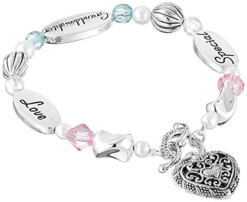 Expressively Yours Bracelet Granddaughter, 8