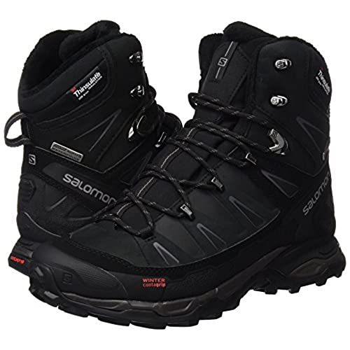 Salomon Men's X Ultra Winter Cs Wp Snow Boot delicate