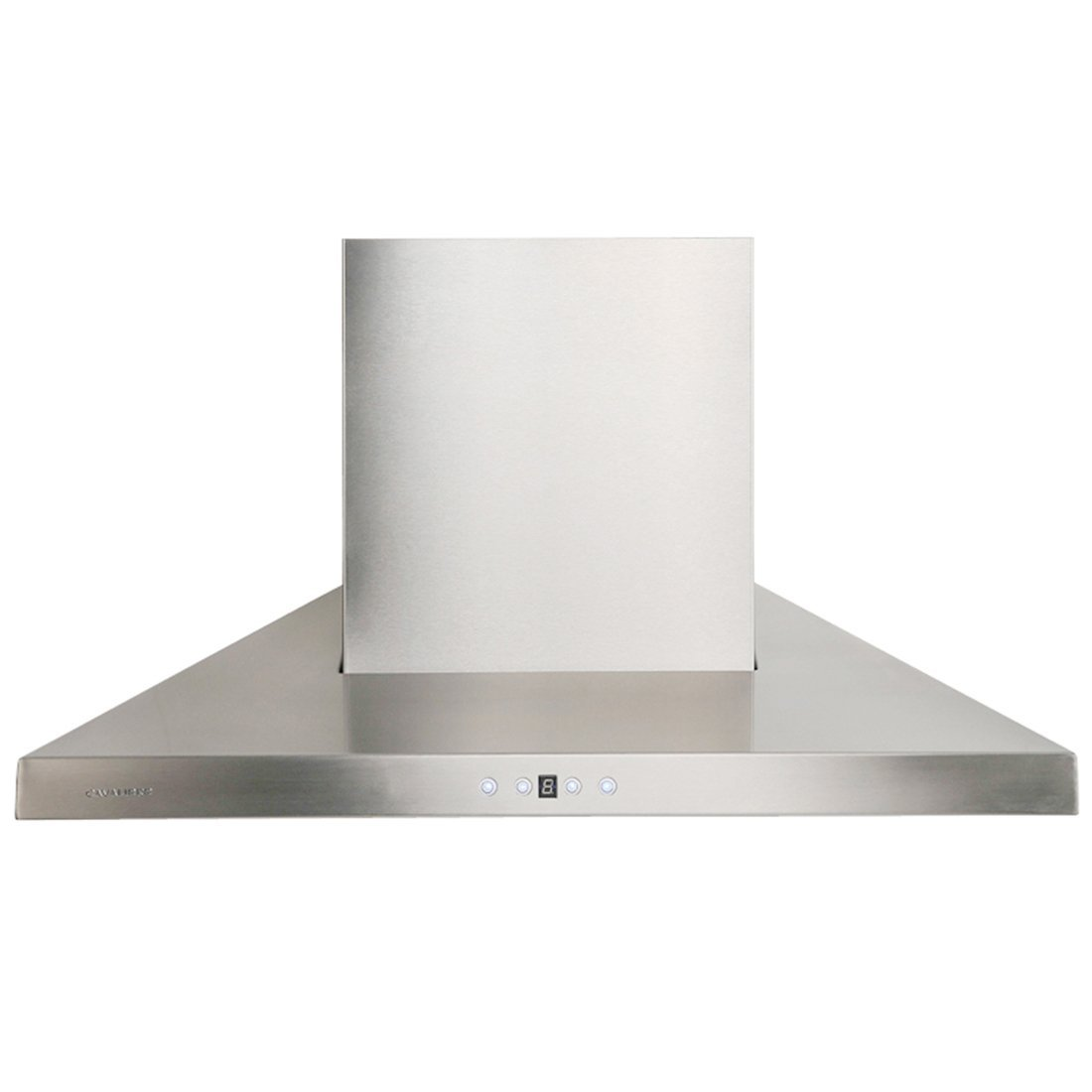 CAVALIERE AP238-PSL-30 Wall Mounted Stainless Steel Kitchen Range Hood, 30'' W by CAVALIERE