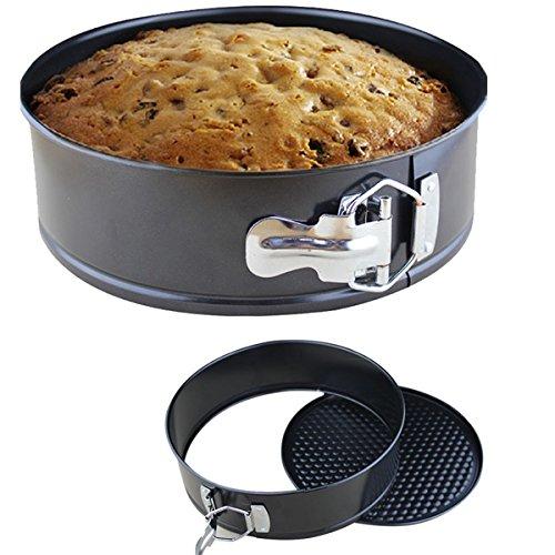 ShopSquare64 10 Pulgadas Antiadherente Torta Pan favose Acero ...