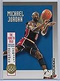 1992-93 Skybox Basketball Michael Jordan Olympic