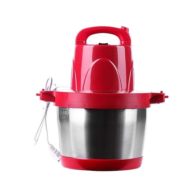 Kit para hacer salchichas que incluye las carnicerías Misceláneas Picadora de carne eléctrica, para carnes, verduras, frutas y nueces, sin BPA: Amazon.es: ...
