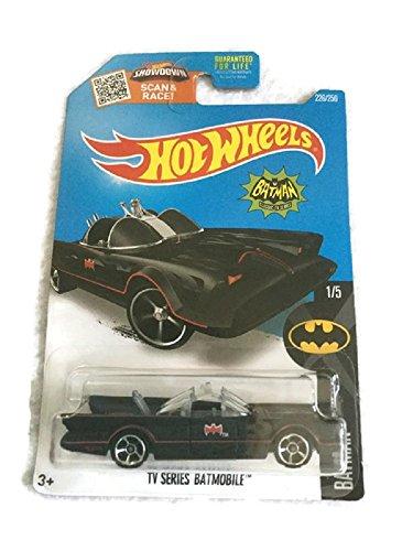 Hot Wheels, 2016 Batman, Classic TV Series Batmobile #226/250