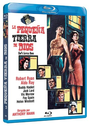 (La Pequeña Tierra De Dios Bd (Blu-Ray) (Import Movie) (European Format - Zone B2) (2014) Robert Ryan; Tina Lou)