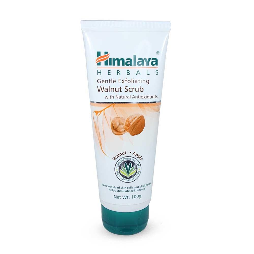 Himalaya Herbals Gentle Exfoliating Walnut Scrub,