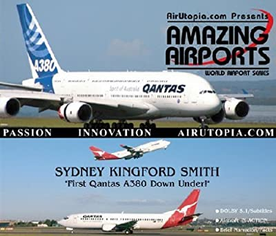 AirUtopia : Sydney First Qantas A380 Airport Video DVD-(Airport, airliner, plane, airplane, aircraft FILM)! by David Maxwell