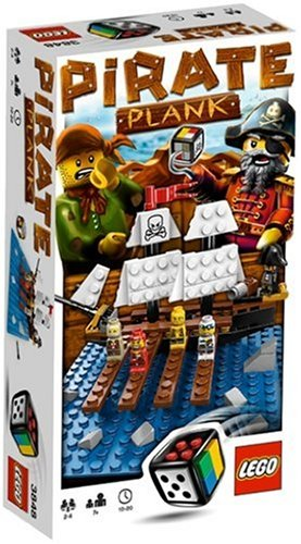 LEGO LGS Pirate Plank 3848