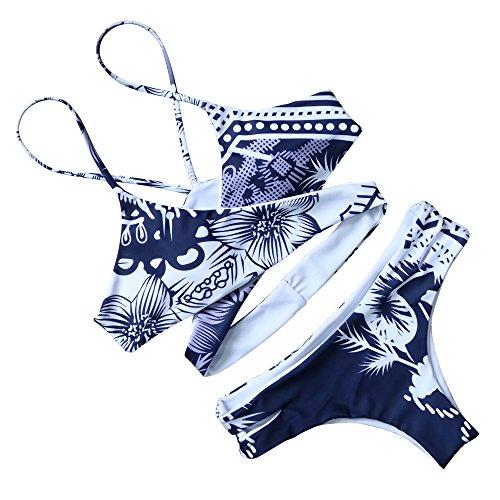 MOOSKINI Fashion Printing Swimwear Swimsuit