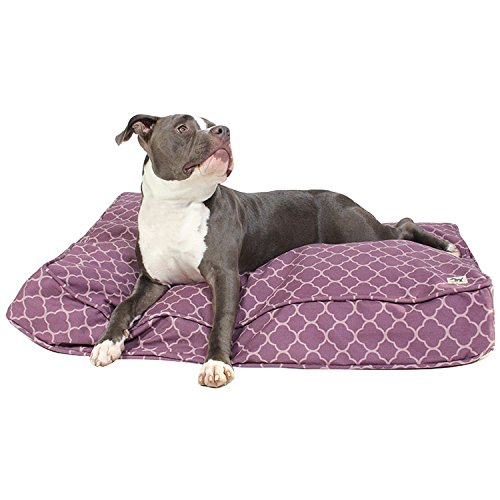 molly mutt Royals Dog Duvet, Purple, Medium/Large