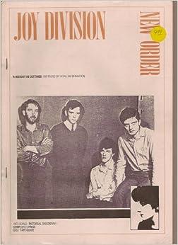 Joy Division History