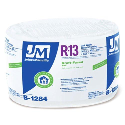 JOHNS MANVILLE INTL 90013166 R13 15'' x 32' Kraft Roll by JOHNS MANVILLE INTL