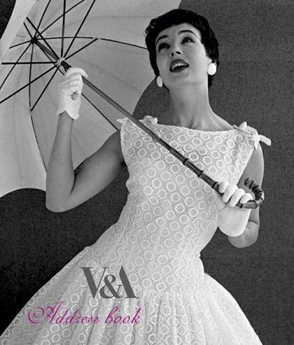 V&A: Pocket Address Book: Haute Couture: London & Paris 1947-1957 pdf