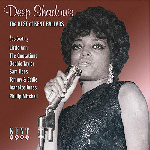 Deep Shadows - The Best of Kent Ballads (Best Of The Shadows Cd)