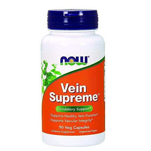NOW Vein Supreme Veg Capsules