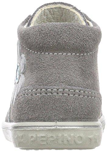 Ricosta lissi, Zapatillas Altas Para Niñas Grau (Graphit)