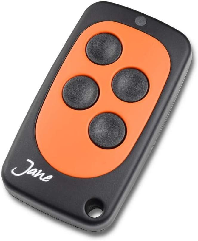 Orange Universal Handsender 433-868 MHz Fernbedienung Garagentor/öffner Garagentor