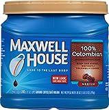 Maxwell House 100% Colombian (Medium) Ground Coffee, 28 Ounce
