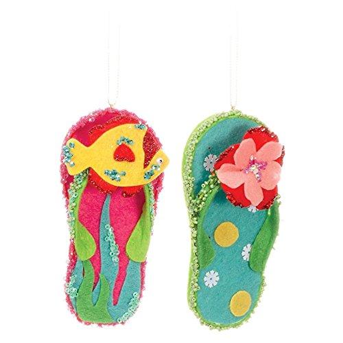 Flip Flop Ornaments
